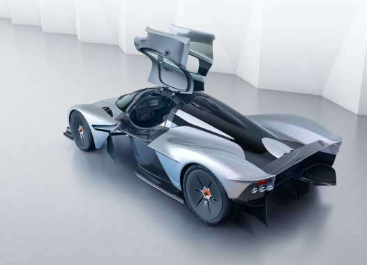 Anticipated Details About Aston Martin's Hypercar