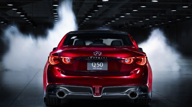 Pricing For The Updated 2018 Infiniti Q50