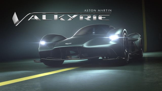 A Rival For Aston Martin Valkyrie From Ferrari