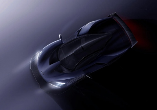 McLaren's Next Hypercar Will be Mental