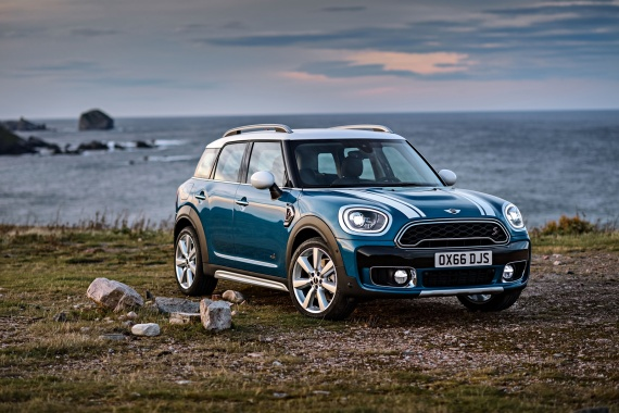 This Year's MINI Countryman Received IIHS Top Safety Pick Award