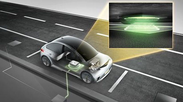 Continental Wireless Charging Set-Up To Be Presented In Frankfurt