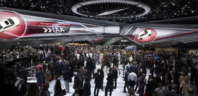 Jeep, Fiat, Volvo, Nissan And Other Producers Skip Motor Show In Frankfurt