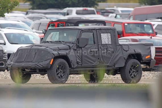 Name Of The New Jeep Pickup Truck