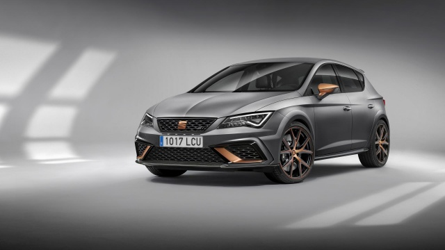 310 HP For SEAT Leon Cupra R