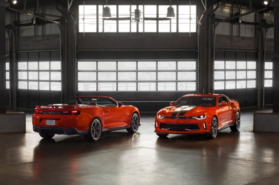 $4,995 For Wheel Stickers From Chevy On 2018 Camaro