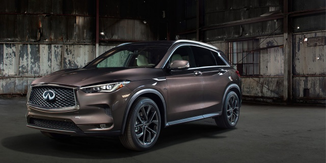 Infiniti QX50 presented officially