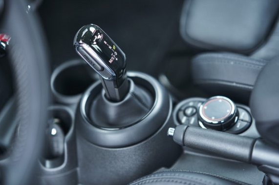 7-Speed Dual Clutch Transmission For MINI Next Year