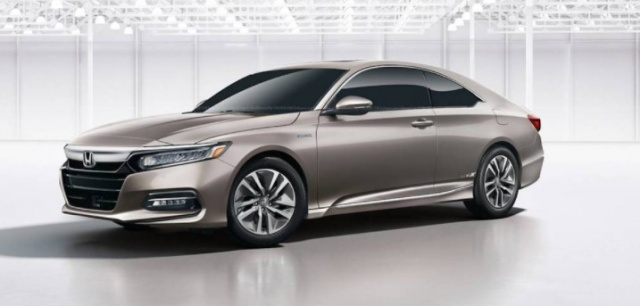 Honda Accord 2018 Receives Coupe And Wagon Renderings