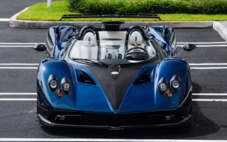 Pagani will celebrate the world record with a presentation in Geneva