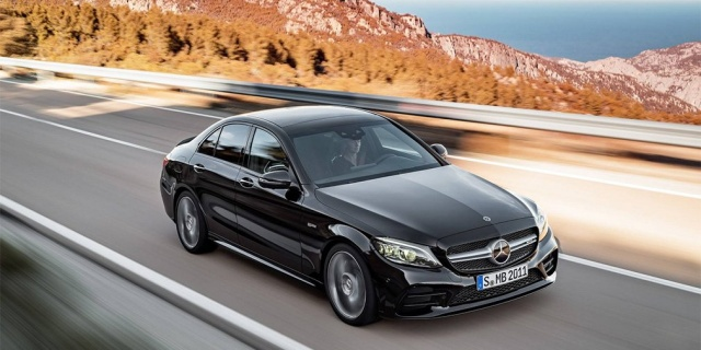 Mercedes-AMG C43 received powerful updates