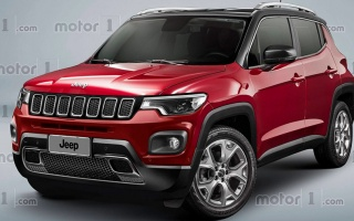 Jeep will make a compact SUV
