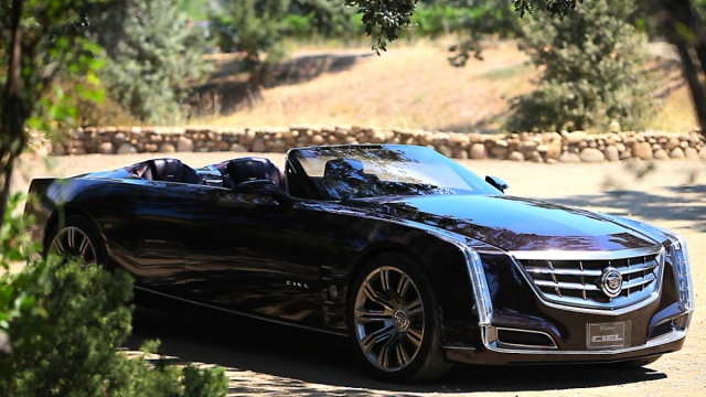Cadillac Escala will be released serially in 2021