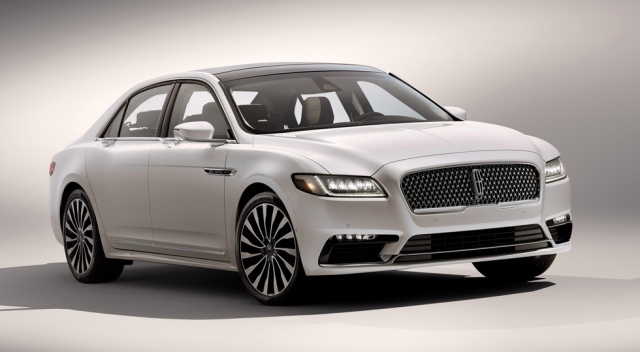 Lincoln Continental can introduce the 'suicidal' doors