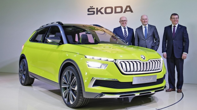 Officially: Skoda makes 19 new cars