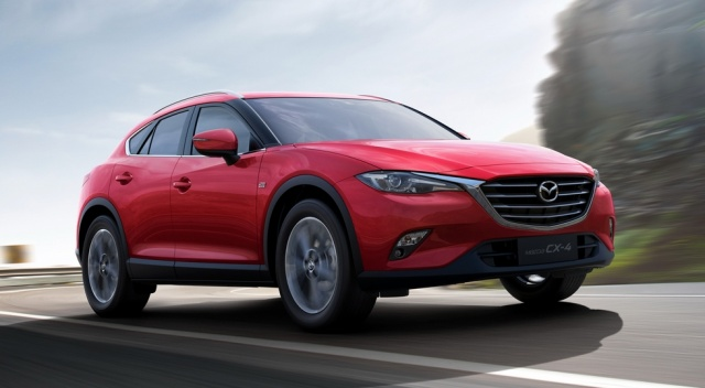 Mazda CX-4 will no longer be an exclusive