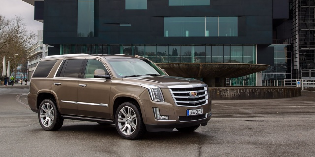 Cadillac will launch the new Escalade until 2020