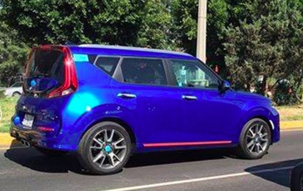 New Kia Soul will get extremely unusual lights