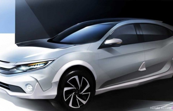 Honda Civic will delight fans with a Versatilist cross-version
