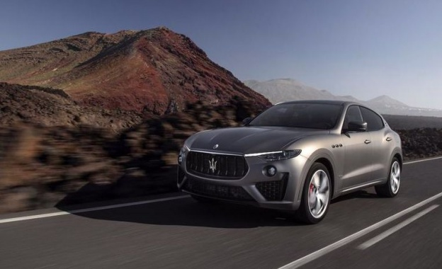 Maserati will prepare 150 parts of special Levante