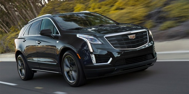 Cadillac XT5 added to the sports version