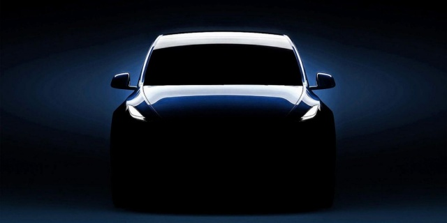 Tesla Model Y has appeared on a new teaser