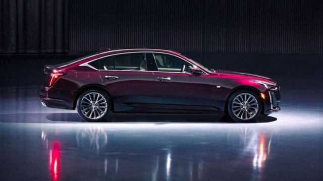 New Cadillac CT5 debuts