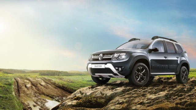 Renault Duster received a new special Adventure version