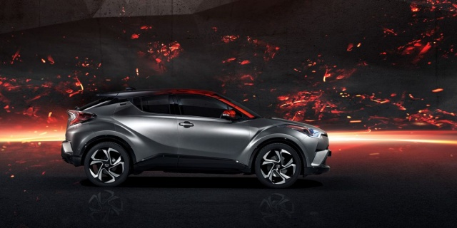 Toyota is ready to release a new compact crossover