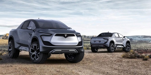 Elon Musk told about the price of the first Tesla pickup