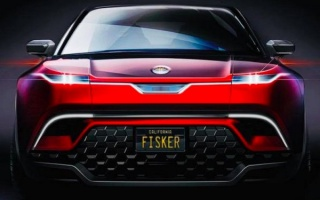 Fisker will prepare the SUV with turn signals