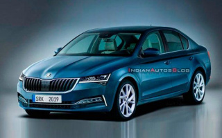 Independent designers showed a new generation of Skoda Octavia