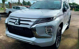 The updated Mitsubishi Pajero Sport 2020 is already going to dealers
