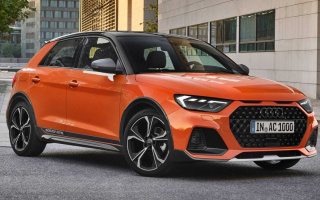 Audi has introduced a compact A1 Citycarver hatchback