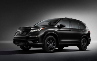 Honda Pilot gets exclusive black performance