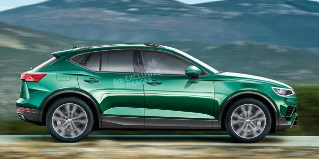 New Volkswagen Tiguan will be presenting in 2022