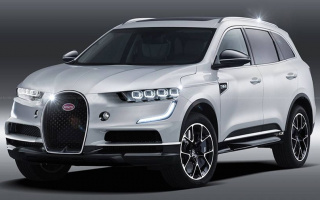 Bugatti will release an electric SUV