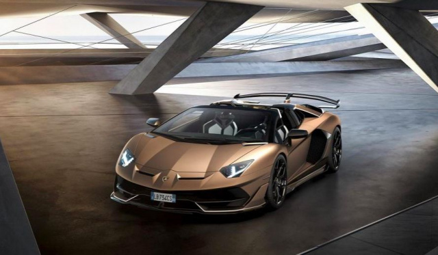 New Lamborghini Aventador delayed