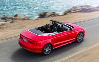 Audi A3 Convertible Becomes History