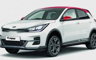 Kia prepares SUV with Rio base