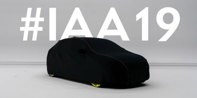 Opel has announced a new mysterious car