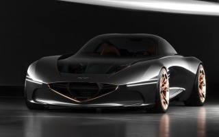 Genesis Essentia Concept will take on a serial appearance