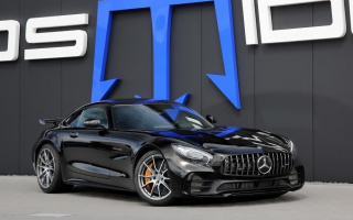 Mercedes-AMG GT R provides with an 880-horsepower installation