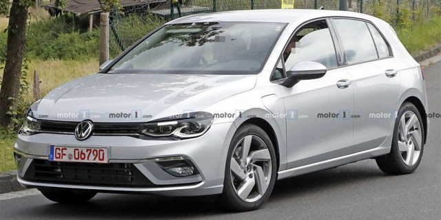 New Volkswagen Golf GTE declassified ahead of schedule