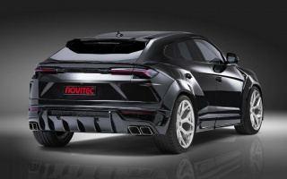 Lamborghini Urus now accelerates to 320 km/h thanks to tuners