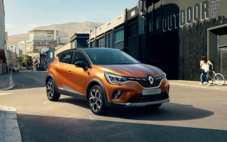 Renault Captur will be a hybrid