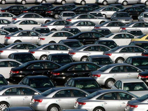 Sales of new cars sag in Europe