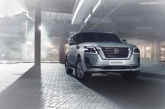 Nissan officially introduced the updated Patrol