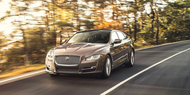 The new Jaguar XJ will become fully electric