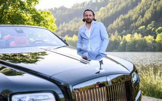 The chief designer quit at Rolls-Royce